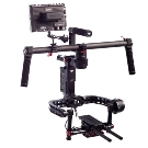 Electronic steadicam assistant