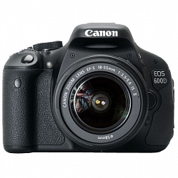 Canon 600D kit (18-55) / body