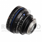 Carl Zeiss CP.2 Super Speed 85/T1.5 T* PL-mount