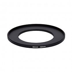 Step-Up Ring Adapter 55 - 82 mm