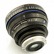 Carl Zeiss CP.2 21/T2.9 T* PL-mount