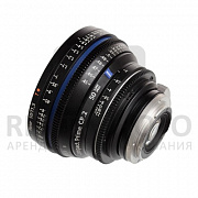 Carl Zeiss CP.2 Super Speed 50/T1.5 T* PL-mount